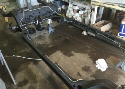 1948-CadillacIdidit-Steering-columnClassic-Car-Restoration