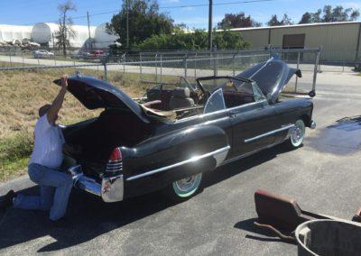 1948-CadillacIdidit-Steering-columnRestomod