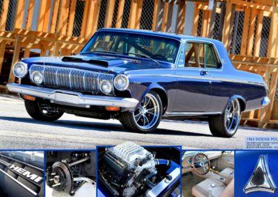 1963-Polara-HellcatAmerican-Autowire-Harnessautomotive-restoration