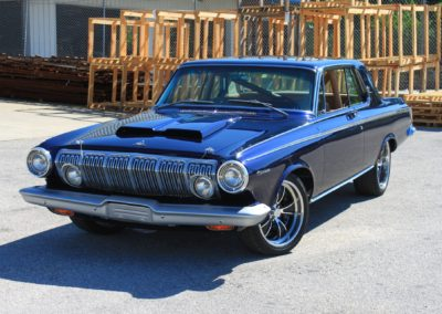 1963-Polara-HellcatHellcat-Hemi-engine-swapClassic-Car-Restoration