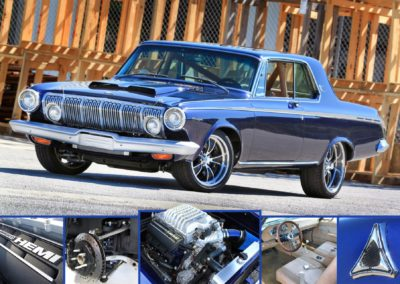 1963-Polara-HellcatRMR-Dreamcars-Wheelsautomotive-restoration