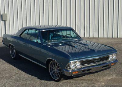 1967-Chevrolet-ChevelleBillet-Specialties-wheelsantique-car-restoration