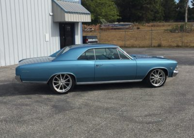 1967-Chevrolet-ChevelleBillet-Specialties-wheelsold-car-restoration-shops