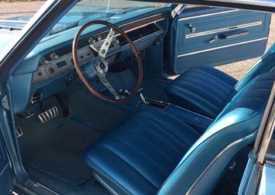 1967-Chevrolet-ChevelleLS-engine-swapcar-interior-restoration