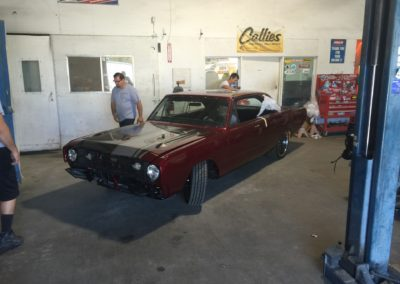 1968-Dodge-DartKenne-Bell-Superchargerclassic-auto-restoration
