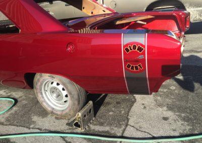 1968-Dodge-DartScat-Rotating-Assemblyautomotive-restoration