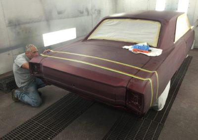 1968-Dodge-DartVortech-SuperchargersClassic-Car-Restoration
