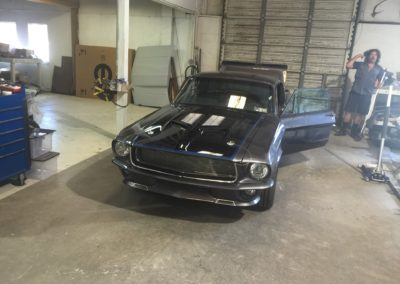 1968-Ford-Mustang4.6-Cobra-Engine-SwapAuto-Restoration-Shops