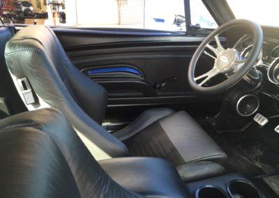 1968-Ford-Mustang4.6-Cobra-Engine-Swapcar-refurbishment