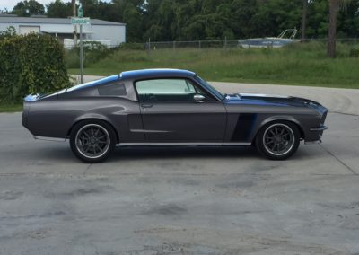 1968-Ford-Mustang4.6-Cobra-Engine-Swapclassic-car-mechanic