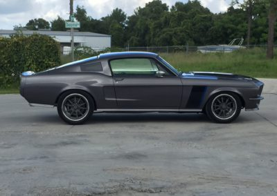 1968-Ford-Mustang4.6-Cobra-Engine-Swapclassic-car-paint