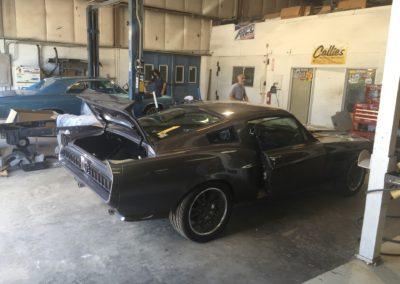 1968-Ford-MustangAmerican-Auto-Wire-HarnessClassic-Car-Restoration