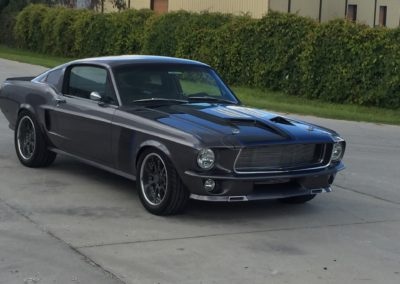 1968-Ford-MustangAmerican-Auto-Wire-Harnessclassic-car-paint