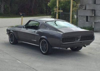 1968-Ford-MustangKenne-Bell-Superchargermuscle-car-restoration