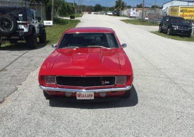1969-Chevy-CamaroDakota-Digital-GaugesAuto-Restoration-Shops
