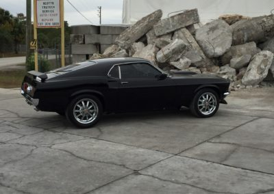 1969-Ford-Mustang5.4-Shelby-Engine-swapclassic-car-paint