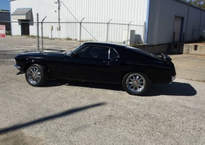1969-Ford-Mustang5.4-Shelby-Engine-swappaint-restomod