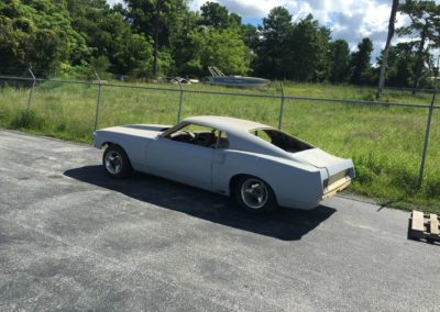 1969-Ford-MustangAmerican-Autowire-HarnessCar-Restoration