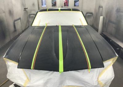 1969-Ford-MustangKenne-Bell-SuperchargerAuto-Restoration