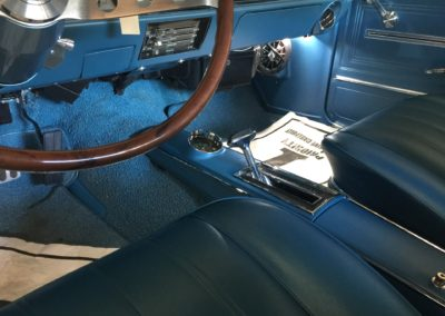 1969-Ford-MustangKenne-Bell-SuperchargerClassic-Car-Restoration