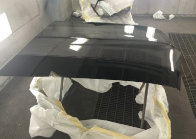1969-Ford-MustangKenne-Bell-Superchargerold-car-restoration