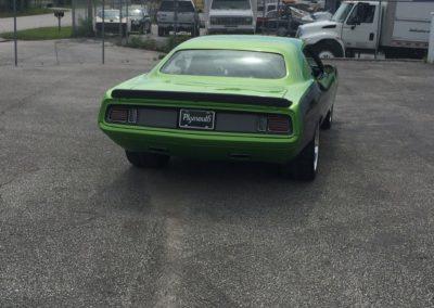 1971-Plymouth-Hemi-CudaAmerican-Autowire-Harnessautomotive-restoration
