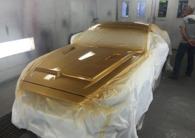 2017-Hurst-Ford-MustangKenne-Bell-Supercharger-systemmuscle-car-restoration