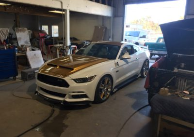 2017-Hurst-Ford-MustangKenne-Bell-Supercharger-systemold-car-restoration