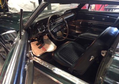 Shelby-GT350-Convertibleauto-body-restoration