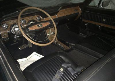 Shelby-GT350-Convertibleclassic-restoration