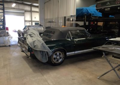Shelby-GT350-Convertiblevehicle-restoration-shops