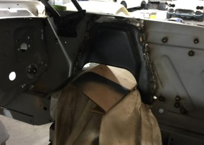 VoodooRFlat-Plane-Crank-Coyote-engine-swapAuto-Restoration-Shops